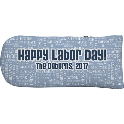 Labor Day Putter Cover (Personalized)