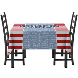 Labor Day Tablecloth (Personalized)