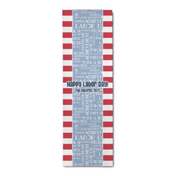 Labor Day Runner Rug - 3.66'x8' (Personalized)