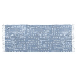 Labor Day Faux Pashmina Scarf (Personalized)