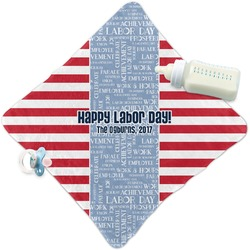 Labor Day Security Blanket (Personalized)