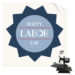 Labor Day Sublimation Transfer (Personalized)