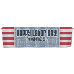 Labor Day Valance (Personalized)