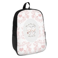 Wedding People Kids Backpack (Personalized)