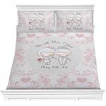 Wedding People Comforters (Personalized)