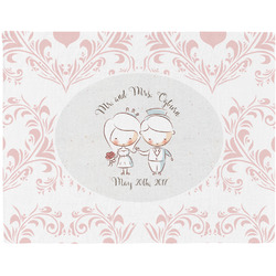Wedding People Placemat (Fabric) (Personalized)