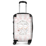 Wedding People Suitcase (Personalized)