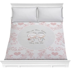 Wedding People Comforter (Personalized)