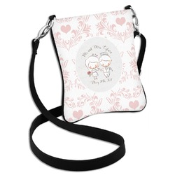 Wedding People Cross Body Bag - 2 Sizes (Personalized)