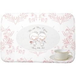 Wedding People Dish Drying Mat (Personalized)