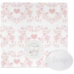 Wedding People Wash Cloth (Personalized)