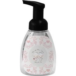 Wedding People Foam Soap Dispenser (Personalized)