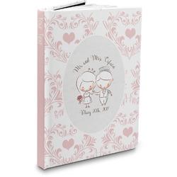 Wedding People Hardbound Journal (Personalized)