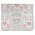 Wedding People Kitchen Towel - Full Print (Personalized)