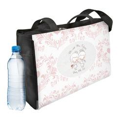 Wedding People Ladies Workout Bag (Personalized)