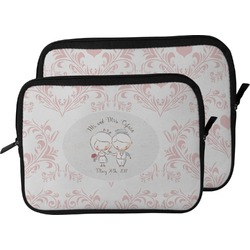 Wedding People Laptop Sleeve / Case (Personalized)
