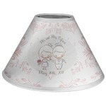 Wedding People Coolie Lamp Shade (Personalized)