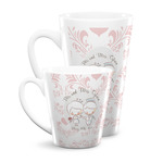 Wedding People Latte Mug (Personalized)