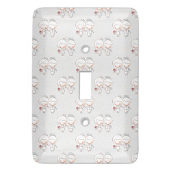 Wedding People Light Switch Covers (Personalized)