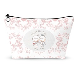 Wedding People Makeup Bags (Personalized)