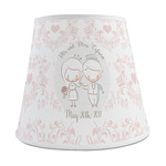 Wedding People Empire Lamp Shade (Personalized)