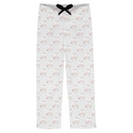 Wedding People Mens Pajama Pants (Personalized)