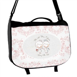 Wedding People Messenger Bag (Personalized)