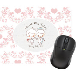 Wedding People Mouse Pads (Personalized)