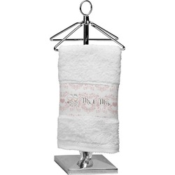 Wedding People Finger Tip Towel (Personalized)