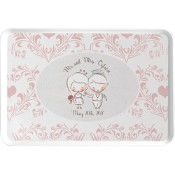 Wedding People Serving Tray (Personalized)