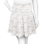 Wedding People Skater Skirt (Personalized)