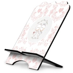 Wedding People Stylized Tablet Stand (Personalized)