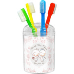 Wedding People Toothbrush Holder (Personalized)