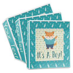Baby Shower 3-Ring Binder (Personalized)