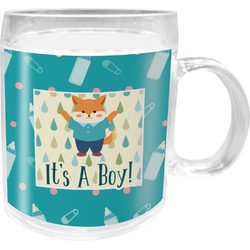 Baby Shower Acrylic Kids Mug (Personalized)
