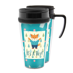 Baby Shower Acrylic Travel Mugs (Personalized)