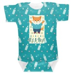 Baby Shower Baby Bodysuit (Personalized)