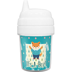 Baby Shower Baby Sippy Cup (Personalized)