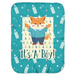Baby Shower Baby Swaddling Blanket (Personalized)
