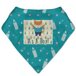 Baby Shower Bandana Bib