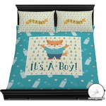 Baby Shower Duvet Covers (Personalized)