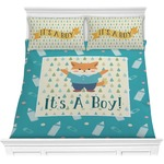 Baby Shower Comforters (Personalized)