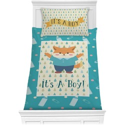 Baby Shower Comforter Set - Twin XL (Personalized)