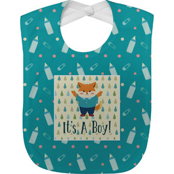 Baby Shower Baby Bib (Personalized)