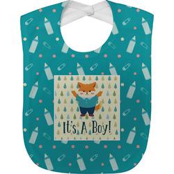 Baby Shower Baby Bib (Personalized)