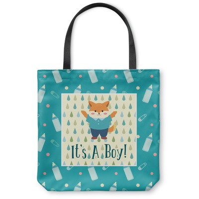 Baby Shower Canvas Tote Bag Large 18 Quot X18