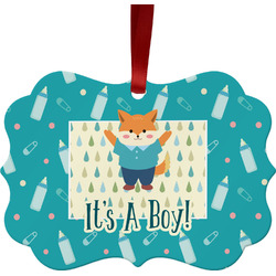 Baby Shower Ornament (Personalized)