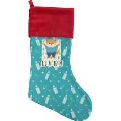 Baby Shower Christmas Stocking (Personalized)