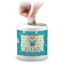 Baby Shower Coin Bank (Personalized)