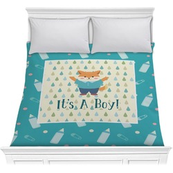 Baby Shower Comforter (Personalized)